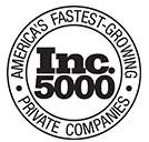 Inc5000 medallion